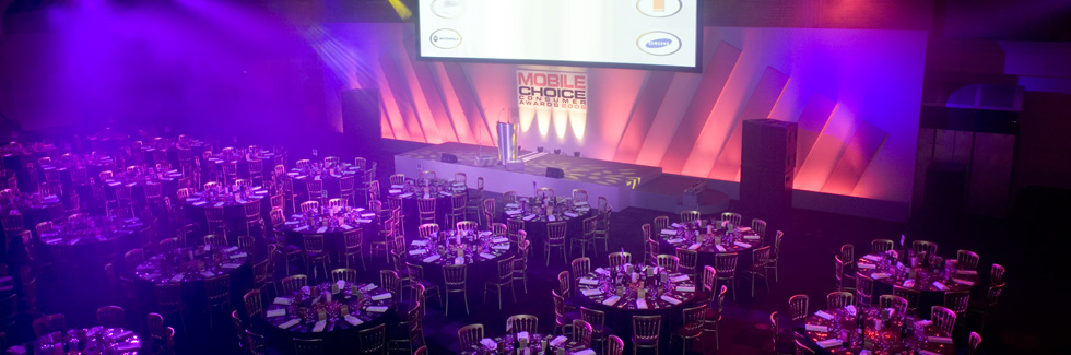 Free venue finding for your Awards Dinner